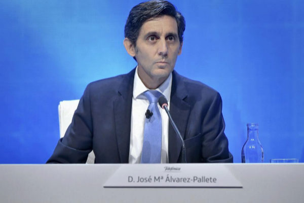 José María Álvarez-<HIT>Pallete</HIT>, presidente de...