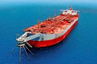 El barco pertenece a la principal compañía petrolera de Yemen.