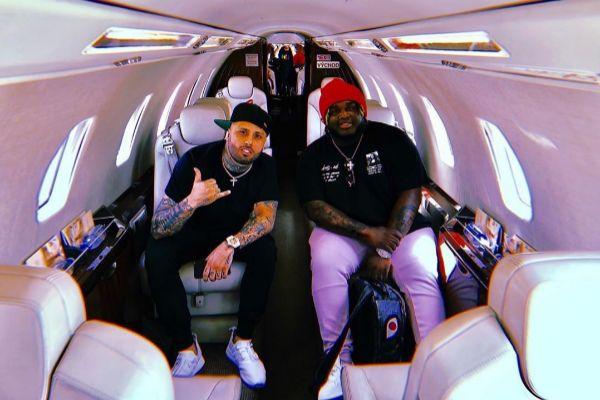 Nicky Jam y Sech colaboran en Otro Trago Remix junto a Darell, Ozuna y...
