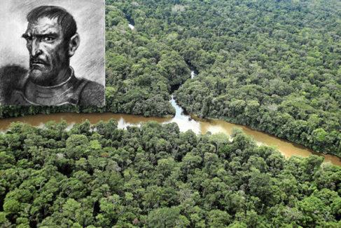Lope de Aguirre, el aventurero psicópata que sembró el terror en el Amazonas