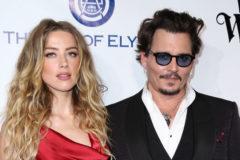 Amber Heard y Johnny Depp, en una imagen de 2016.