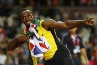 """La lucha de Usain Bolt por controlar su peso: """"Hay un cero por ciento de posibilidades de que vuelva"""""""