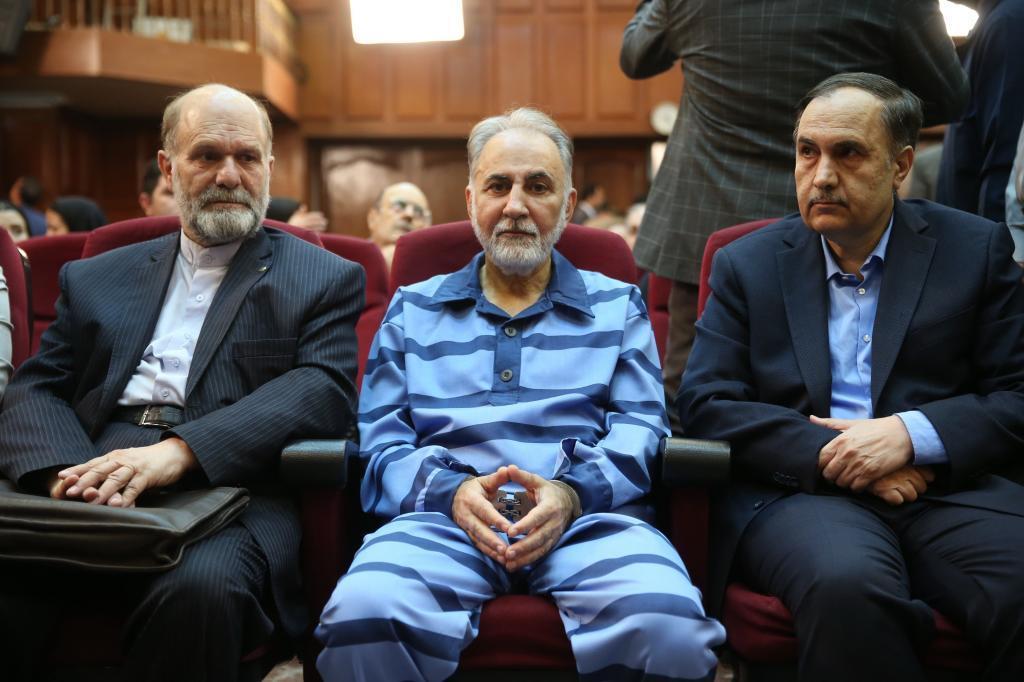 Tehran (Iran (islamic Republic Of)), 13/07/2019.- former mayor of...