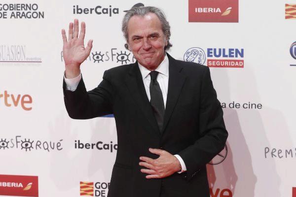 El actor José Coronado en los Premios Forqué