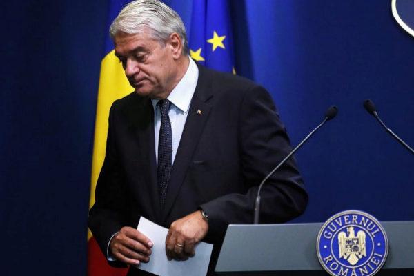 Bucharest (Romania).- Romanian Interior Minister <HIT>Nicolae</HIT>...