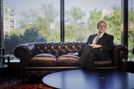 Isidro Fainé, presidente de la Fundación Bancaria La Caixa y del holding Criteria Caixa.