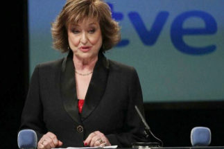 Mari Carmen <HIT>Izquierdo</HIT>, periodista de RTVE.