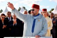 Mohamed VI, un socio clave para España
