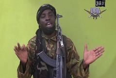 Abubakar <HIT>Shekau</HIT>, líder del grupo terrorista Boko Haram