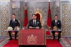 """Mohamed VI promete reducir las """"escandalosas desigualdades"""" sociales"""