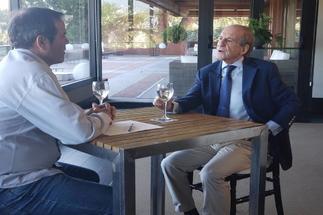 """José María García: """"Siento pena por la comunicación"""""""