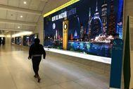 Acción de promoción desarrollada en Nueva York