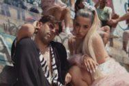 Don Patricio y Lola Indigo en el vídeo de Lola Bunny, su nueva colaboración
