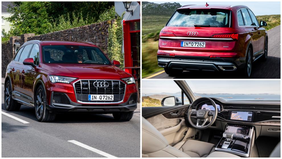 Así es el Audi Q7 completamente renovado