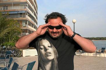 El director de cine porno Ignacio Allende Fernández, 'Torbe'.