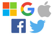 Apple, Google, Microsoft, Facebook y Twitter forman una alianza