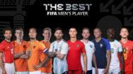 Messi, Cristiano y Hazard, entre los candidatos al 'The Best'
