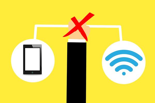 Las redes de WiFi abiertas pueden arruinarte las vacaciones