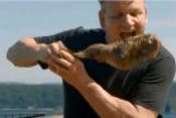El chef Gordon Ramsay indigna al disparar a una cabra, cocinarla y comerla
