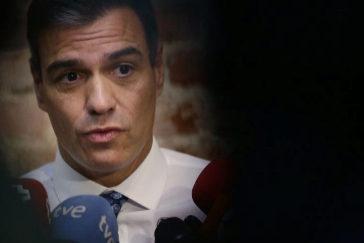 Sánchez presiona también a PP y Cs para que se abstengan al reunirse con la sociedad civil