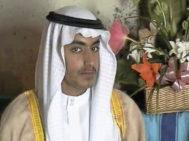 Imagen publicada por la CIA en 2017 de Hamza bin Laden, hijo del líder de Al Qaeda y futuro heredero al frente de la organización terrorista.