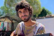 El cantautor Pedro Pastor.