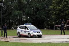 Seis detenidos por una violación múltiple a una joven de 18 años en un parque