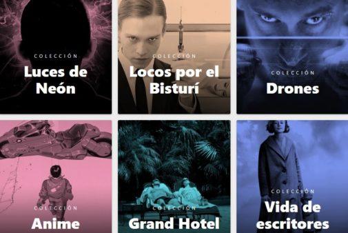 Six alternatives to Netflix to enjoy 'online' television