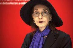 La escritora estadounidense Joyce Carol Oates.