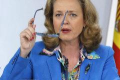 El Gobierno retira la candidatura de Nadia Calviño a dirigir el FMI