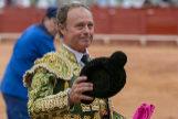 El torero Pepe Luís Vázquez sufre un ictus cerebral