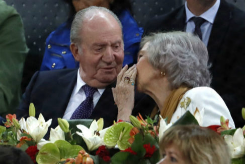 """La inesperada reconciliación de Don Juan Carlos y Doña Sofía: """"Estoy mejor que nunca con Juanito"""""""