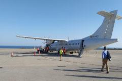 El vuelo Almería-Sevilla cierra el primer semestre del año con un aumento de un 6,9 por ciento