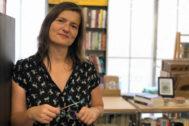 """Maite Aragón: """"El gran atentado contra la lectura es la falta de tiempo y el tsunami de información"""""""