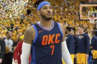"""Carmelo Anthony no quiere retirarse: """"¿Ni siquiera tengo un hueco en 30 equipos?"""""""