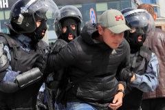 Cerca de 700 detenidos en Moscú en la manifestación por unas elecciones justas
