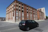 Las viviendas del Grupo B causaron conflictos durante muchos años.