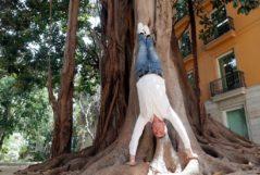 """El más difícil todavía del 'ciudadano' Cantó: """"El yoga me va bien para trabajar el equilibrio"""""""