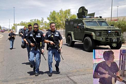 Al menos 20 víctimas en un tiroteo en un centro comercial  de El Paso