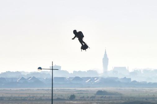 FrancésLogra ZapataEl 'soldado Volador' Franky Segundo Su En qzULGSVMp