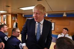 La caída de la libra hace temblar el Brexit duro de Boris Johnson