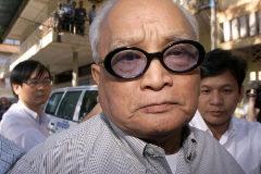 Muere Nuon Chea, el 'número 2' del Jemer Rojo camboyano