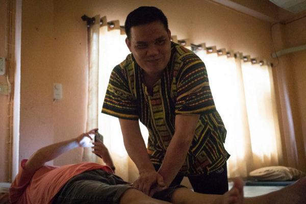 Sex massage in thailand