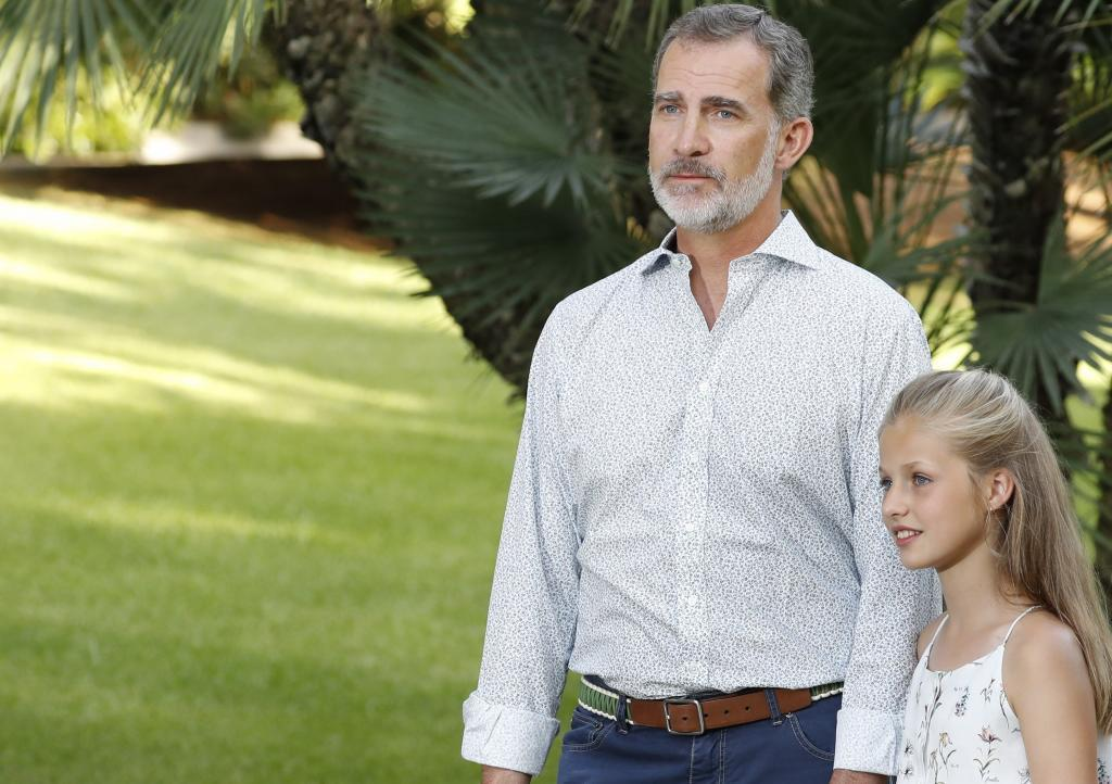 La Familia Real posa de nuevo en Marivent