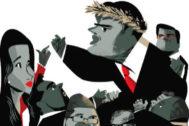 Ciudadanos, una 'empresa' dirigida para tomar Moncloa