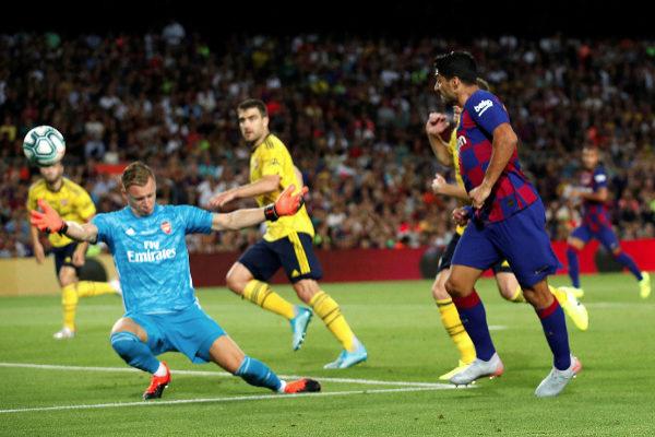 Joan Gamper Trophy - Barcelona v Arsenal Soccer Football - Joan Gamper...