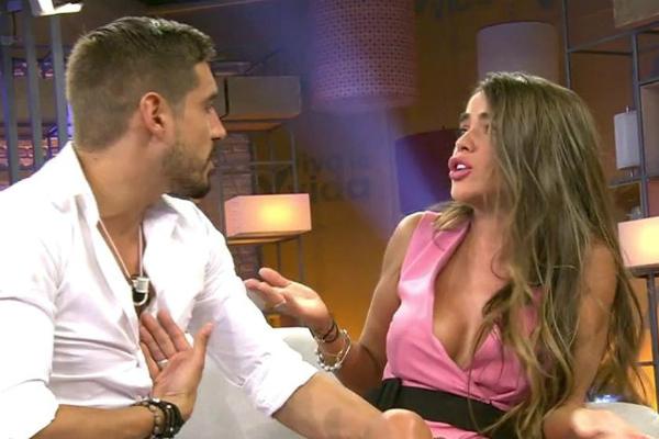 Violeta y Fabio protagonizan su primera crisis de pareja en Viva la...