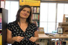 """Maite Aragón: """"El verdadero atentado contra la lectura es la falta de tiempo y el tsunami de información"""""""