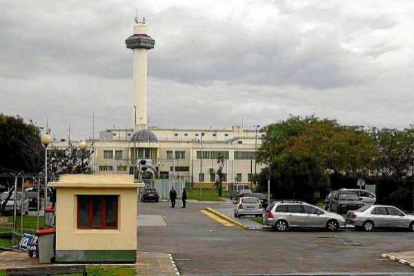 Entrada de la cárcel de Picassent en Valencia.