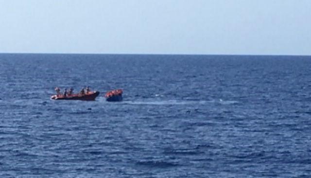 Seis migrantes, dos de ellos menores, detenidos tras llegar en patera
